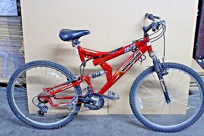 Mongoose XR-75 Full Suspension Mountain Bike NO SHIPPING - LOCAL PICK UP ONLY