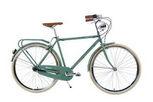 NIXEYCLES Classic Vintage City Bicycle - 3 Speed | Free Delivery*