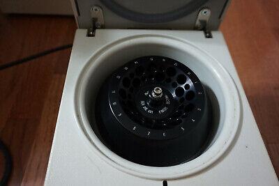 Beckman Coulter 367121 Microfuge Lite Microcentrifuge 100-120v-ac Centrifuge