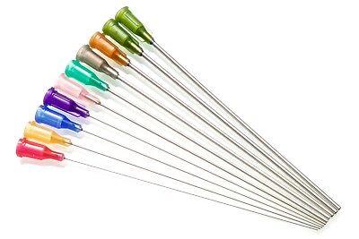 Dispense All - 10 Pack - Dispensing Needle 4 - Blunt Tip Luer Lock