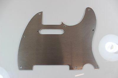Aluminum Tele Pickguard Fits Fender Telecaster - USA Made Fender Tele Pickguards