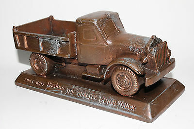 1940's National Products, Sterling Dump Truck Promo,  Original
