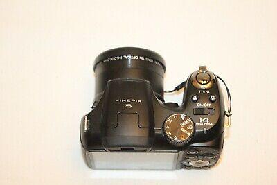 Fujifilm FinePix S2980 14.0 MP Digital Camera Wide 28mm 18x