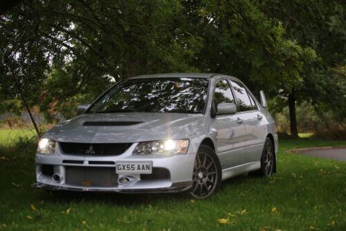 Image of Mitsubishi evo 9 fq340