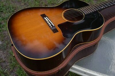 1957 Vintage Gibson LG1 Acoustic Guitar Beyond Amazing Original Condition!