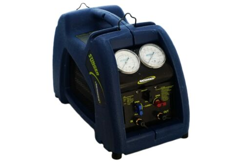 BACHARACH STINGER REFRIGERANT FREON AC AIR CONDITIONER RECOVERY MACHINE UNIT