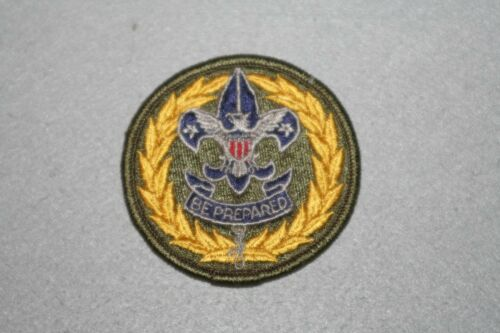 BOY SCOUTS  BSA  SCOUTMASTER PATCH