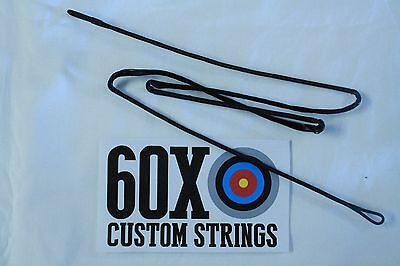 d97 compound bowstring black choice of length
