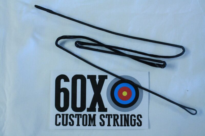 60X Custom Strings D97 Recurve Bowstring Traditional Choice of Length