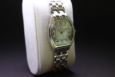 Gevril GV2 Tortue Womens SS Diamond Watch 4401 Limited Addition