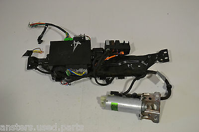 #002 VOLVO XC70 2005 FRONT RIGHT SEAT MEMORY MODULEand MOTOR 30739042 0130002530