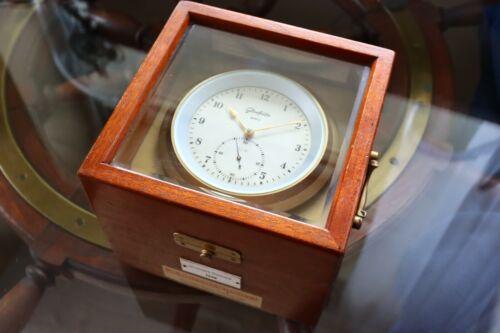 Glashutte Quartz Marine Chronometer for parts?