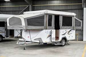 2015 JAYCO HAWK (as new, loaded with extras)) Wendouree Ballarat City Preview