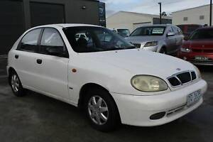 1997 Daewoo Lanos SE (Manual) Mowbray Launceston Area Preview