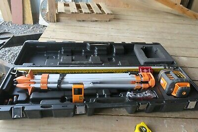 99-027k Self-leveling Rotary Laser System Hard Case Kit