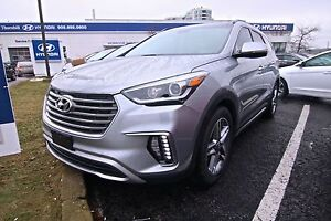 2017 Hyundai Santa Fe XL Limited AWD, 7 Seats, Pano Sunroof, Nav