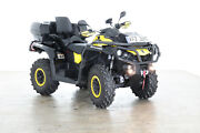 Can Am Outlander 1010 Max XT/650km/Navi/Seilwinde/