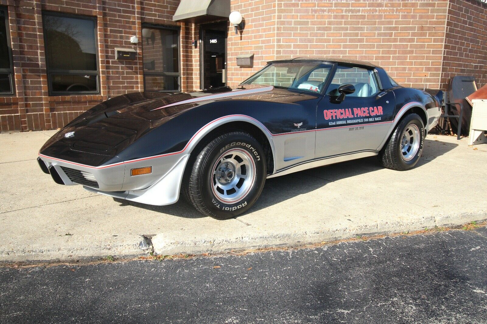 1978 Black Chevrolet Corvette   | C3 Corvette Photo 1