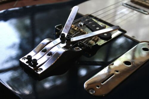 Telecaster G/B-bender palm lever, Pitch Witch, by Peters tele strat guitar