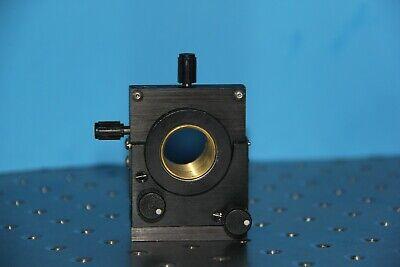 Newport Lp-05 Xyz Xy Lens Positioner For 0.5 Diameter Optics