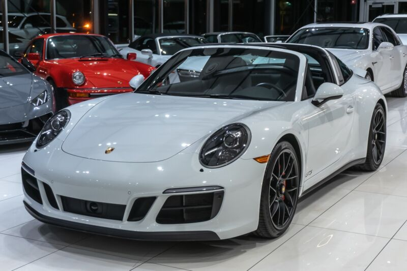 Image 9 Coche Americano usado Porsche 911 Targa 4 GTS 2018
