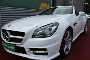Mercedes-Benz SLK 250 CDI ROADSTER AMG LINE PANORAMADACH PDC