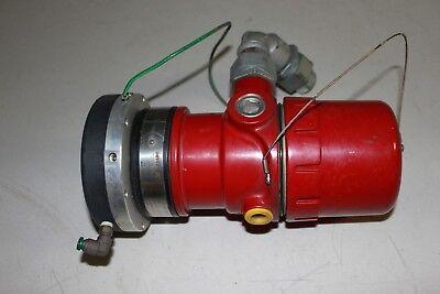 Det-tronics Infrared Flame Detector Part 008700-001 Modelx9800a