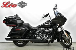 2016 Harley-Davidson Road Glide Ultra **Beaucoup d'ajouts**