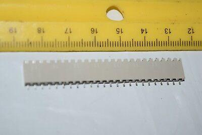 Amphenol Fci 71607-424lf 24-pin Smd Ra 2.54mm Connector New Quantity-3