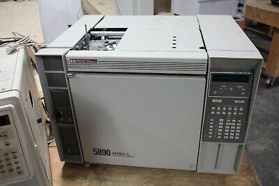 Hp 5890a Series Ii Gas Chromatagraph