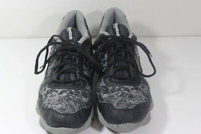 ca539adeb7c1 Reebok ATV19 Size 5.5 Gray Lugs Running Shoes Cross Trainers (W)