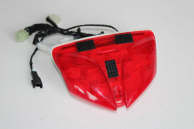 LED Rear Light with Cable Loom Orig. Suzuki GSX-R750 Wvcw 2008-2010 Lamp