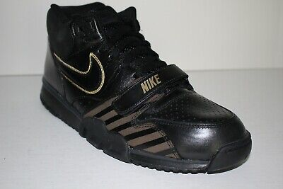 New Nike Air Trainer 1 Mid PRM NRG BB 51 Limited Edition Men's Black 532303 090 Nike Air Limited Edition