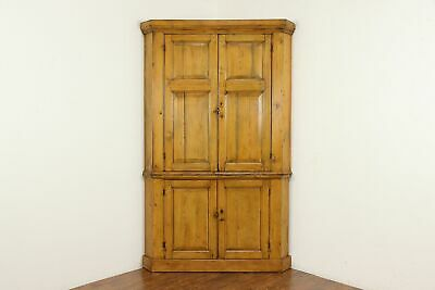Cabinets Cupboards Antique Corner Cupboard Vatican