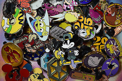 Disney Trading Pin 300 Lot Hand Delivered To Wdw Resort Hotel Or Park Orlando