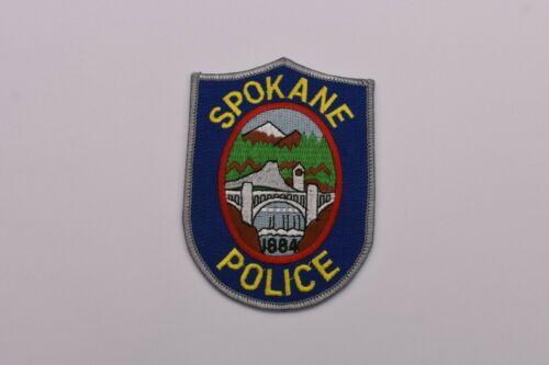 Spokane Washington Collectible Police Patch