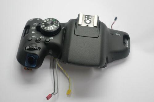 Canon EOS 750D Rebel T6i, Kiss X8i Top Cover Parts CG2-4807