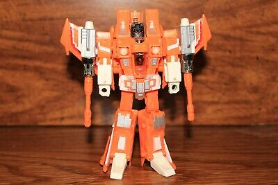 Transformers CHMS Henkei classics deluxe SUNSTORM complete excellent rare