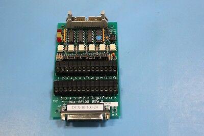 Precision Micro Control Servo Motor Interconnect Board Dcx-bf100-24