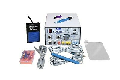 New Portable Rf Cautery 2mhz Radio Surgery Machine High Frequency Machine Fscs