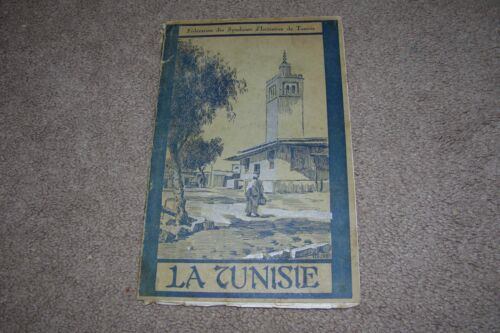 Early Guide Tunisia / Tunisie, North Africa