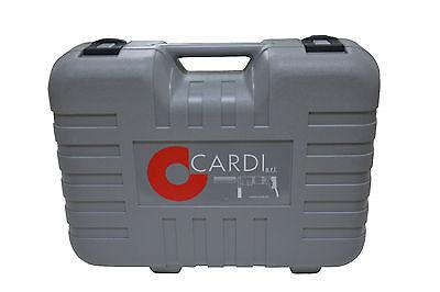 Cardi-Bohrmaschinenkoffer für 1800-82, 1800-162, 2000-13, 2000-14, 2000-15