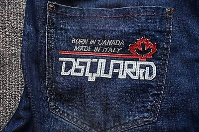Men's DSquared Jeans Made in Italy Size 38