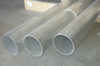 5 Alu. Tube Tubing Pipe 12 Long .120