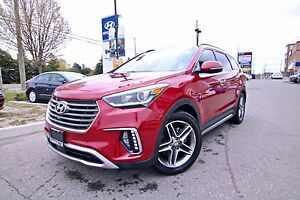2017 Hyundai Santa Fe XL Ultimate, Adaptive Cruise Control, Lane