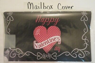 Valentine's Day Mailbox (Magnetic Mailbox Cover