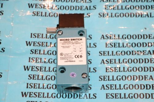 Honeywell LSQYPB2B325 Limit Switch New