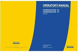 New Holland Workmaster 65 Farm Tractor | New Holland Farm Tractors on