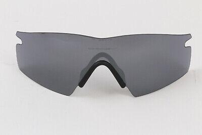 Oakley SI M-Frame Replacement Lens Strike Black Iridium 11-326 unbenutzt