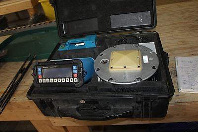 Ashtech Inc. Surveying Gps Receiver Xii With Case Antenna